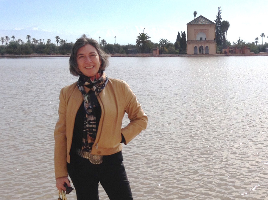 Yolanda Soler Onís en La Menara
